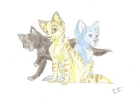 Power of Three by YellowfangOfStarclan
