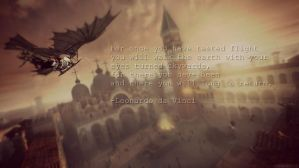 Assassin's Creed II: The Flight by Emaitchesbie
