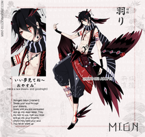 [CLOSED] Auction - MION 1 by Mint-053
