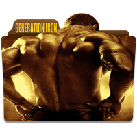 Generation Iron Folder Icon by 87ashish
