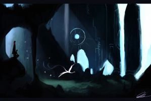 Cave by Minyi