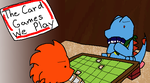 The Card Games We Play Contest by BuizelKnight
