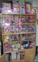 SAILOR MOON COLLECTION DISPLAY APRIL 2013 by prinsesaian