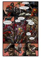 Pg 6 Castlevania Lords of Shadow by Uncle-Gus