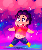 And STEVEN! by Shark-Bites