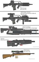 Military Weapon Variants 60 by Marksman104