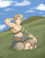 Sexy Link by thethrash87