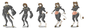 Mike to cowgirl tf sequence by SrgntDrew