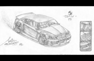 BMW Y3 concept by xGrabx