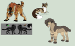 Leftover Adopts (OTA 3/4 OPEN) by BadDogAdopts