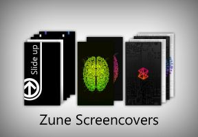 Zune Screencovers by Necro949445