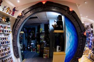 Stargate SG1 by Mlle-Cle-Art