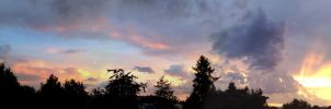 Panorama From My Balcony by ViperHost