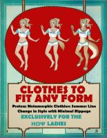 Clothes to Fit Any Form by nothere3