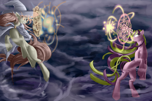 ==Uso Firerune VS. Angel Hearts== A recolor by moi by EverLightHelios