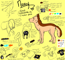 Official Namey ref by NAMEY-D0G