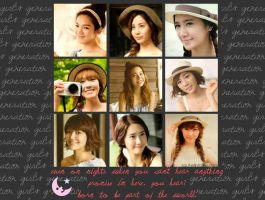 SNSD- Born to be a lady by sayhellotothestars