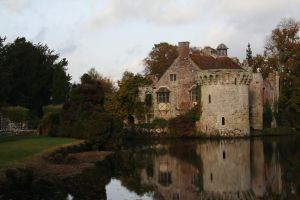 Scotney Castle 20 - Stock by GothicBohemianStock