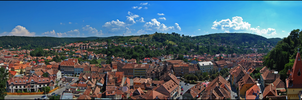 Sighisoara by Glitter4all