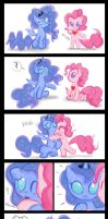 Spread Pinkie LOVE by HelenasHerzblut