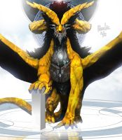 Gold Dragon : The Gate to Aval by Pacelic