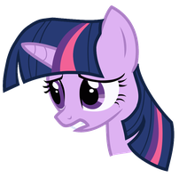 Twilight Vector: Sad by RariPieAppleDash