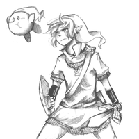 Link Sketch by smilesandbruises