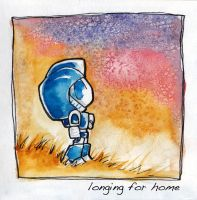 Mirage: Longing for Home by The-Starhorse