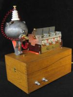 Diabolical Box 21 by steampunklighting