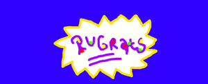 RugRats Logo by NickelodeonLover