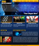 EE Productions Website by Noah0207