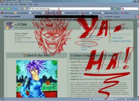 6666 Pageviews by J-Cleo