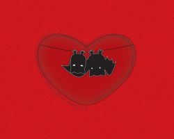 bats in love by sundori