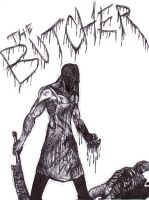 The Butcher by rm2kking