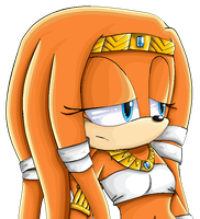 Tikal the Echidna by 999agA