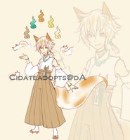 +Fox Fire+ [Closed] by CidateAdopts