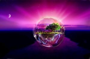 World in a bubble by Lolly1123