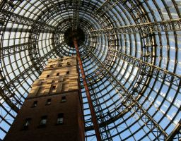 Melbourne Central by postaldude66