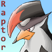 Staraptor for Darkwolf273 by DragonzFire95