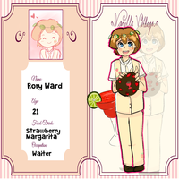 {Vanilla-Village}: Rory Ward Application by mcnia