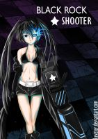 Black Rock Shooter 2 by kevzter