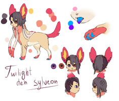 CE: Twilight deh Sylveon by StereoJester
