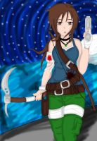 Tomb Raider Reborn Contest Entry by kamugi92