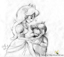 Treat Her Like a Princess by Minuet-of-Hope