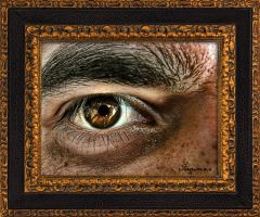 Frame Eye by IvaSan