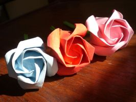 Rose Buds by silencer017