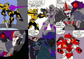 TFP: My Favorite Moments Of 'Deadlock' by xero87