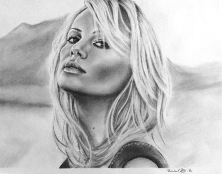 Charlize Theron by rachbeth