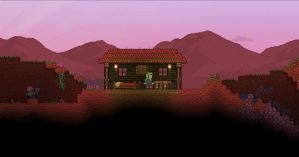 BG in starbound by toamac