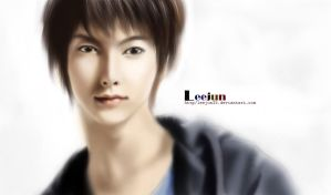 CG Colored _ HyungJun by leejun35
